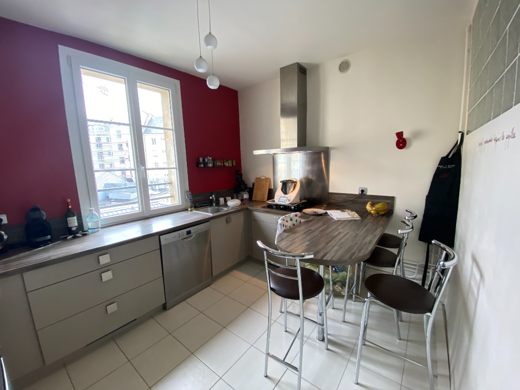 APPARTEMENT CAEN CENTRE 4/8